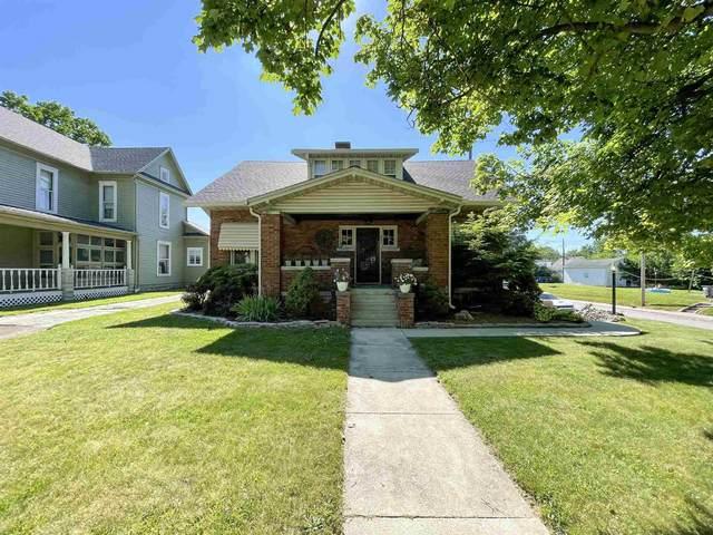 803 S Washington Street, Kokomo, IN 46901 (MLS #202123076) :: The ORR Home Selling Team