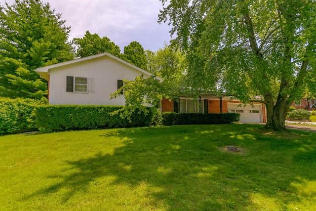 6705 Pinehurst Drive, Evansville, IN 47711 (MLS #202123111) :: The ORR Home Selling Team