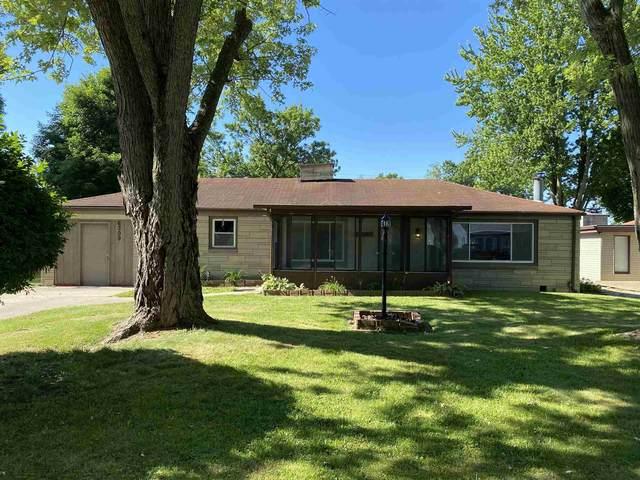 6309 W Taylor Road, Muncie, IN 47304 (MLS #202123114) :: The ORR Home Selling Team