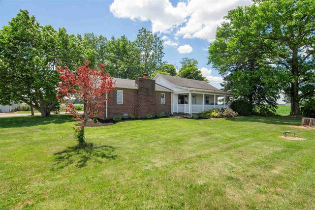 4001 E County Rd 700 N, Eaton, IN 47338 (MLS #202123137) :: The ORR Home Selling Team