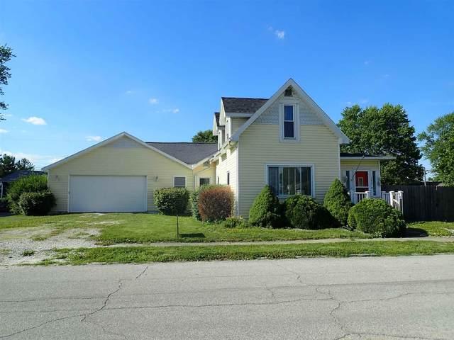 305 E Lyons Street, Swayzee, IN 46986 (MLS #202123146) :: The ORR Home Selling Team
