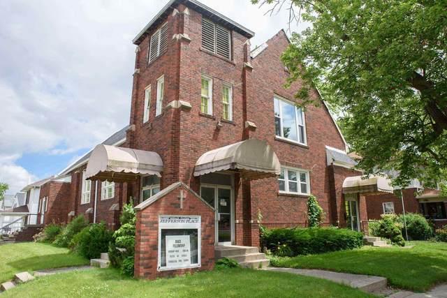 200 E Jefferson Street, Kokomo, IN 46901 (MLS #202123175) :: The ORR Home Selling Team
