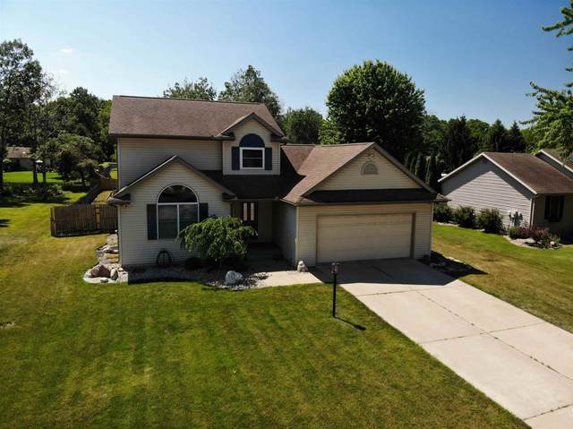 53681 Woodvale Drive, Elkhart, IN 46514 (MLS #202123180) :: The ORR Home Selling Team