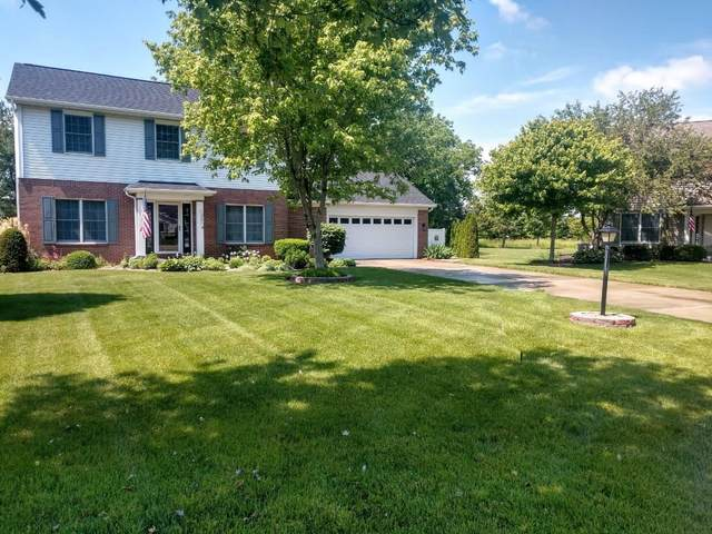 67136 Chadwick Court, Goshen, IN 46526 (MLS #202123181) :: The ORR Home Selling Team