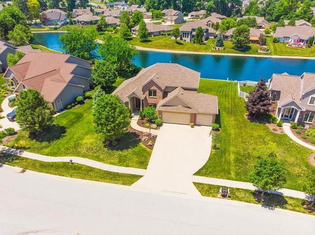 1203 Crooked Creek Parkway, Fort Wayne, IN 46845 (MLS #202123186) :: TEAM Tamara