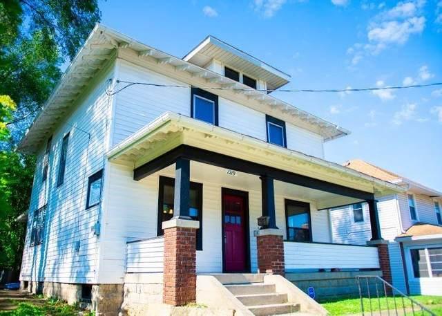 1219 Thornburg Street, New Castle, IN 47362 (MLS #202123223) :: Anthony REALTORS