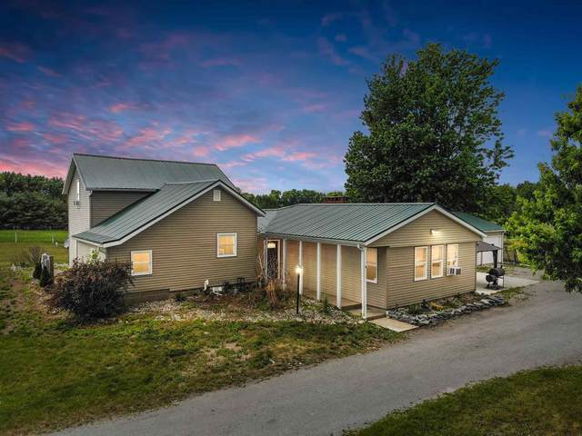 4780 W 600 N, Columbia City, IN 46725 (MLS #202123271) :: Aimee Ness Realty Group