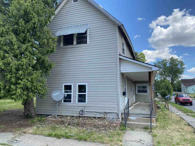 259 S 5th Street, Frankfort, IN 46041 (MLS #202123284) :: The Carole King Team