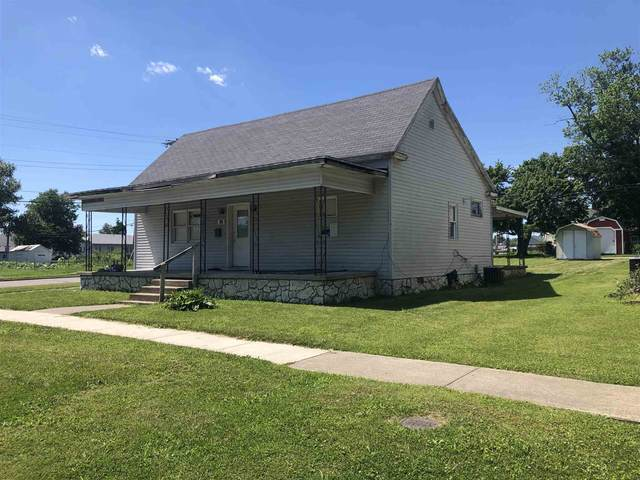 623 W Grissom Ave, Mitchell, IN 47446 (MLS #202123343) :: Anthony REALTORS