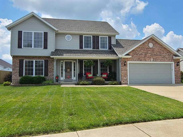 4185 W Boheny Drive, Bloomington, IN 47404 (MLS #202123374) :: Aimee Ness Realty Group