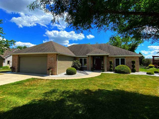 9615 White Hill Court, Fort Wayne, IN 46804 (MLS #202123451) :: Anthony REALTORS