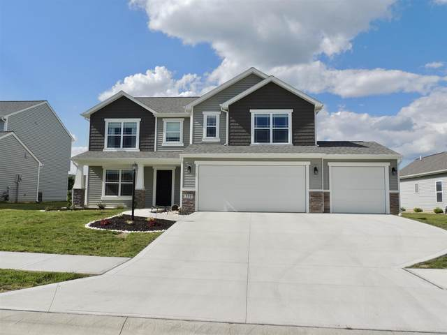 531 Caracol Court, Fort Wayne, IN 46845 (MLS #202123480) :: Anthony REALTORS