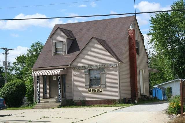 1606 E Wabash St., Frankfort, IN 46041 (MLS #202123512) :: The Carole King Team