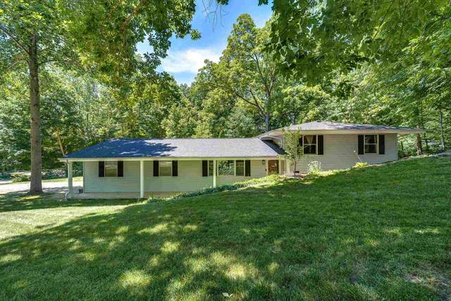 43 Knoll Crest Court, West Lafayette, IN 47906 (MLS #202123554) :: The Carole King Team