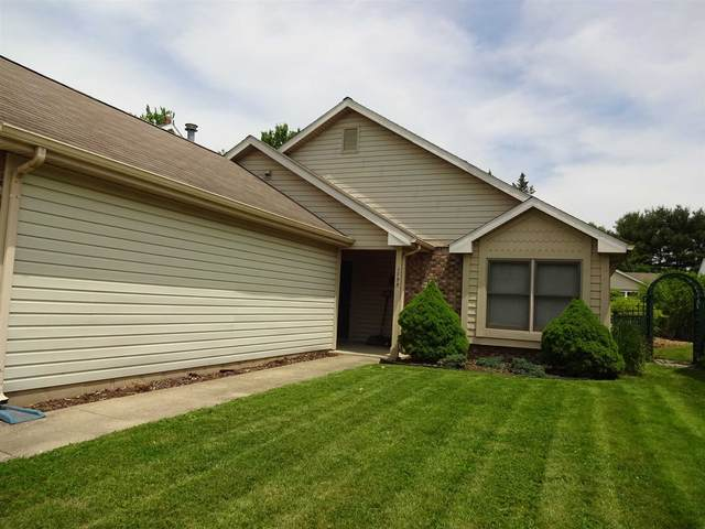 1755 Sandpiper Drive, West Lafayette, IN 47906 (MLS #202123606) :: Aimee Ness Realty Group