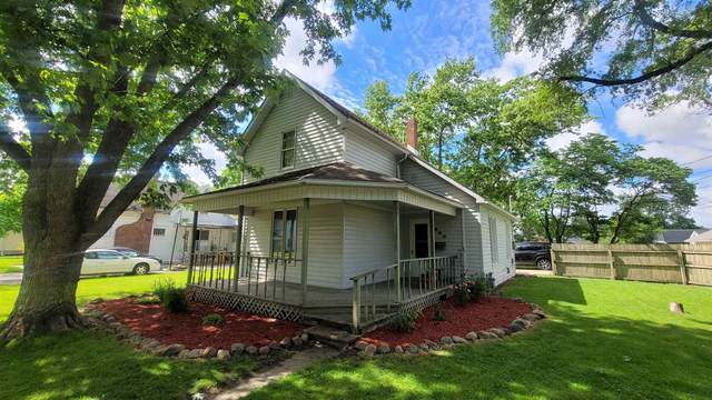 402 W North Street, Portland, IN 47371 (MLS #202123610) :: Aimee Ness Realty Group