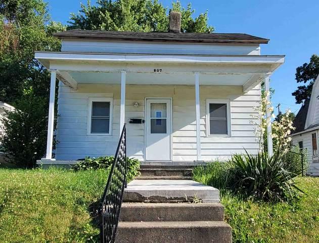 807 E Summit Street, Attica, IN 47918 (MLS #202123626) :: The Romanski Group - Keller Williams Realty