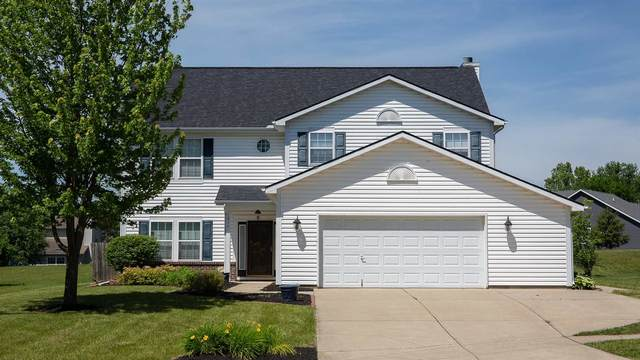 1844 Sandpiper Drive, West Lafayette, IN 47906 (MLS #202123632) :: Aimee Ness Realty Group