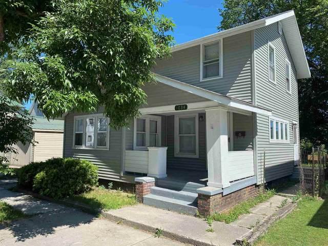 1034 Pape Avenue, Fort Wayne, IN 46808 (MLS #202123664) :: Anthony REALTORS