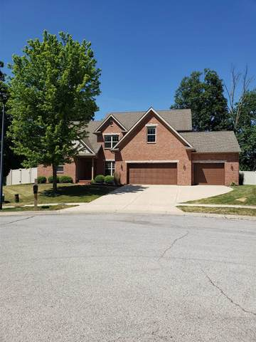 4716 Insignia Court, Lafayette, IN 47909 (MLS #202123670) :: Aimee Ness Realty Group
