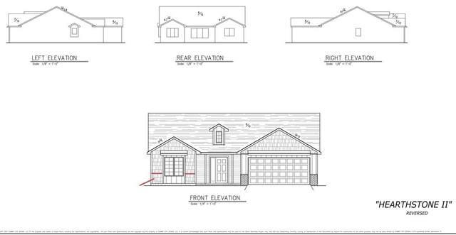 1381 Codorna Cove, Fort Wayne, IN 46804 (MLS #202123696) :: Anthony REALTORS