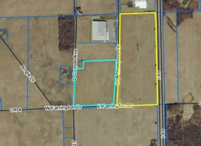 00 County Road 4 Road, Ashley, IN 46705 (MLS #202123717) :: Anthony REALTORS