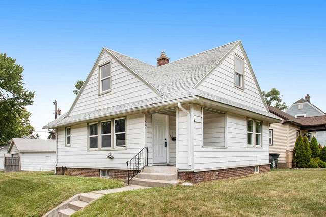 501 E Victoria Street, South Bend, IN 46614 (MLS #202123748) :: Anthony REALTORS