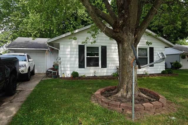 3810 S Webster Street, Kokomo, IN 46902 (MLS #202123750) :: Aimee Ness Realty Group