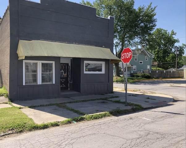 1129 Runnion Avenue, Fort Wayne, IN 46808 (MLS #202123758) :: Anthony REALTORS