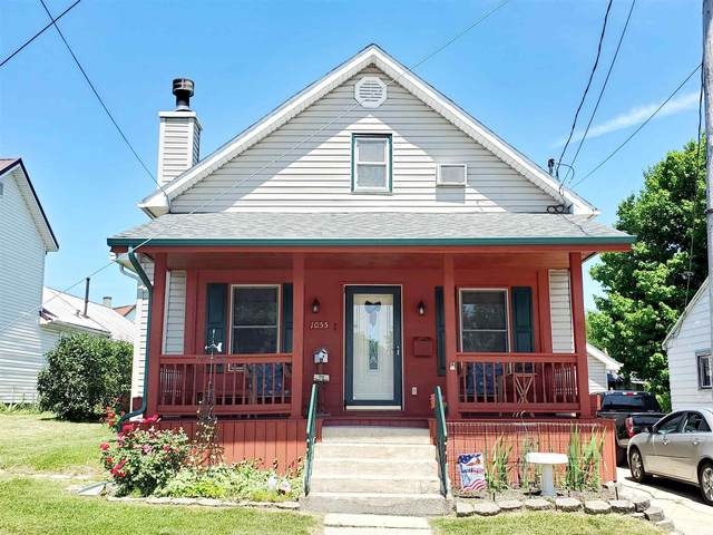 1055 S Jefferson Street, Huntington, IN 46750 (MLS #202123763) :: Anthony REALTORS