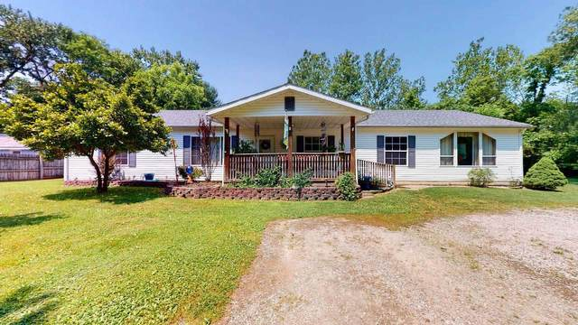 1399 Parklane Drive, Boonville, IN 47601 (MLS #202123781) :: Anthony REALTORS