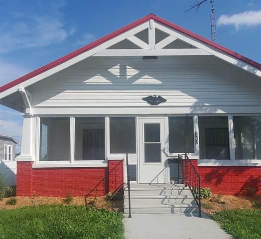 217 W 4th Street, Bicknell, IN 47512 (MLS #202123861) :: Anthony REALTORS