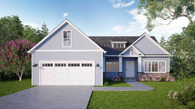 53458 Old Woodbridge Court Lot 4 Claire Fl, South Bend, IN 46637 (MLS #202123872) :: Anthony REALTORS