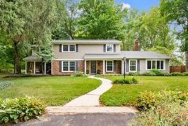 207 Damron Drive, North Manchester, IN 46962 (MLS #202123883) :: Anthony REALTORS