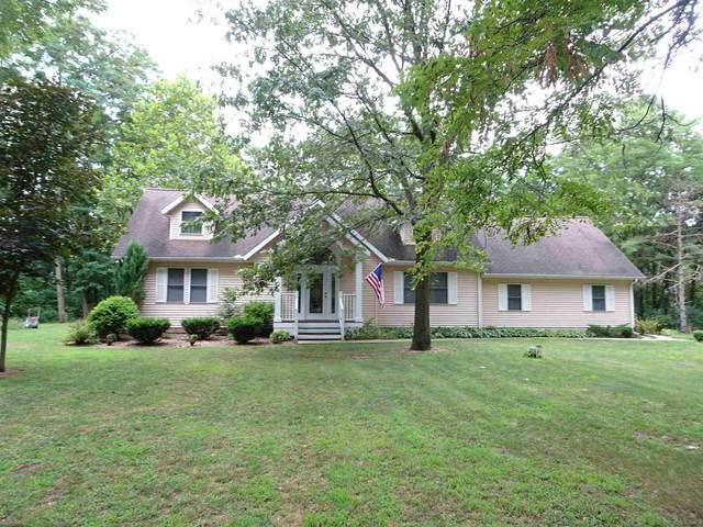 2705 S 300 West, North Judson, IN 46366 (MLS #202123952) :: Aimee Ness Realty Group