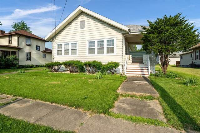 1307 15th Street, Lawrenceville, IL 62439 (MLS #202123988) :: Aimee Ness Realty Group