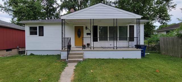 632 E Marshall Street, Marion, IN 46952 (MLS #202123998) :: The Carole King Team