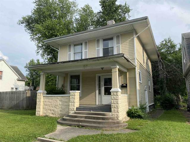 1005 Cottage Avenue, Fort Wayne, IN 46807 (MLS #202124008) :: TEAM Tamara