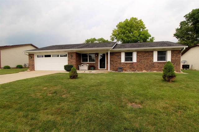 714 W Manor Drive, Marion, IN 46952 (MLS #202124012) :: The Carole King Team