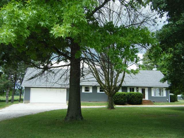 8868 N 1000 EAST, Forest, IN 46039 (MLS #202124079) :: The Carole King Team