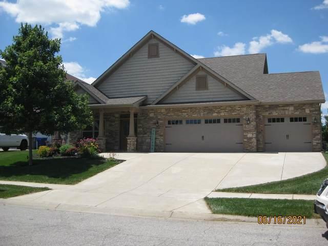 3111 Crooked Stick Drive, Kokomo, IN 46902 (MLS #202124085) :: The Romanski Group - Keller Williams Realty