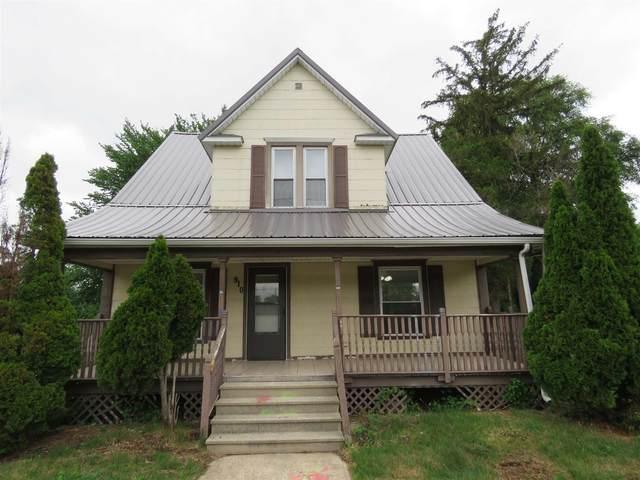 910 E Indiana Avenue, Elkhart, IN 46516 (MLS #202124086) :: Parker Team