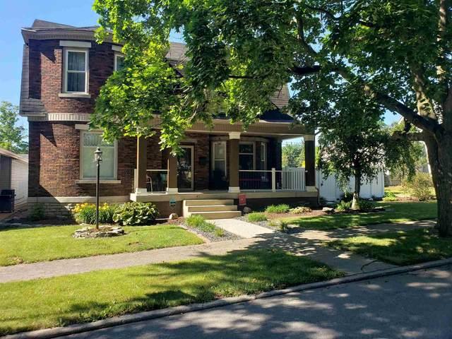 218 E Wiley Avenue, Bluffton, IN 46714 (MLS #202124196) :: TEAM Tamara