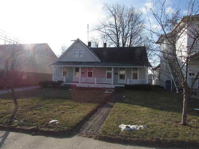 205 W Market Street, Columbia City, IN 46725 (MLS #202124231) :: Aimee Ness Realty Group