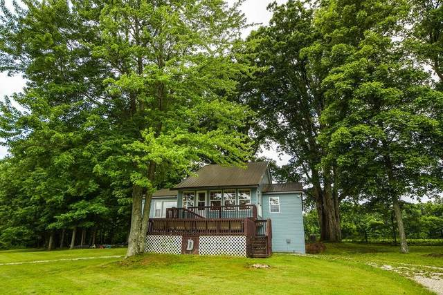3039 Dubois Road, Spencer, IN 47460 (MLS #202124280) :: Aimee Ness Realty Group
