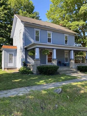 105 Cemetery Street, Wolcottville, IN 46796 (MLS #202124316) :: TEAM Tamara