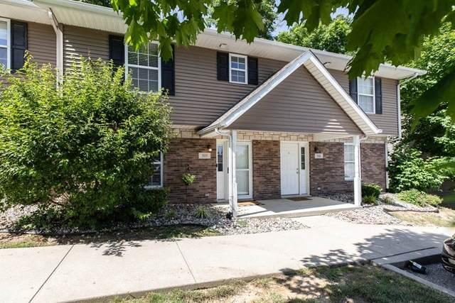 1250 W Adams Hill Circle #505, Bloomington, IN 47403 (MLS #202124469) :: Parker Team