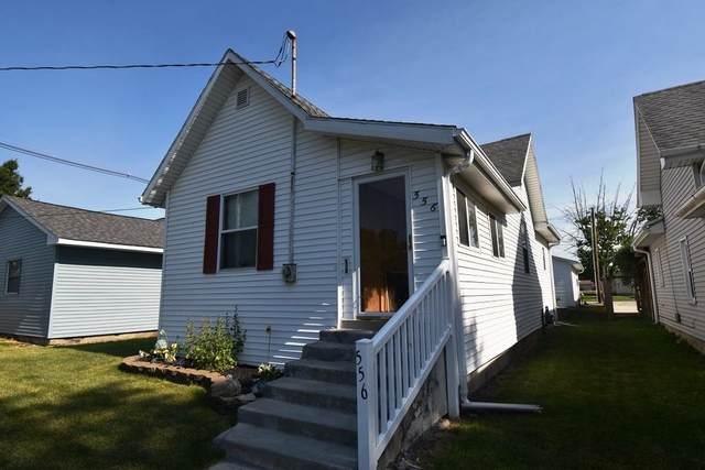 556 W Boone Street, Frankfort, IN 46041 (MLS #202124515) :: Parker Team