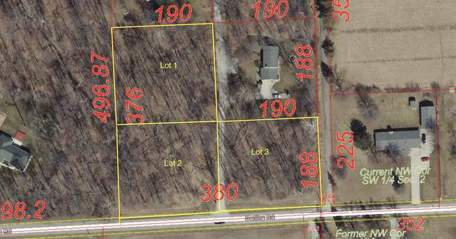 TBD lot 3 Darling Road, Woodburn, IN 46797 (MLS #202124632) :: JM Realty Associates, Inc.
