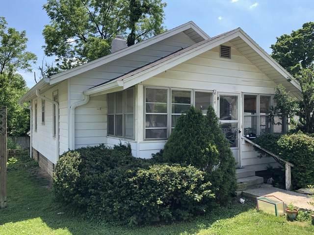 414 E Hillside Drive, Bloomington, IN 47401 (MLS #202125162) :: Parker Team